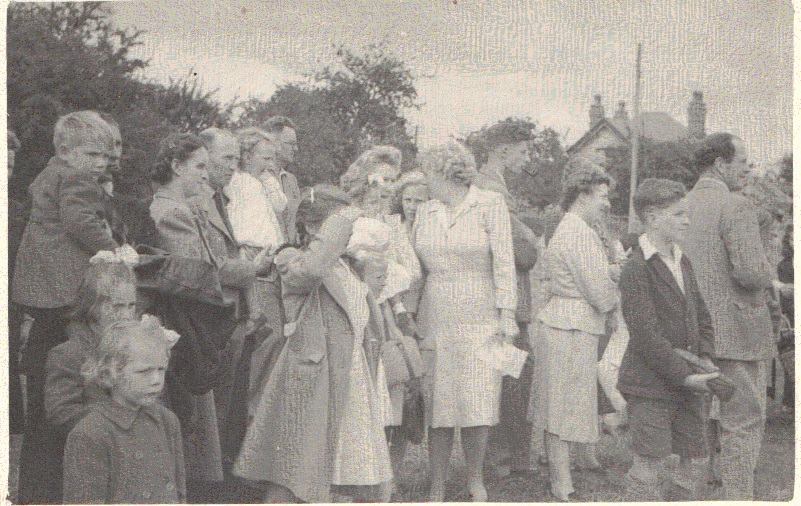 Memories of the past GR Kingsland Sports Day 1945