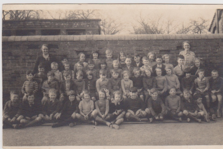 Memories of the past Kingsland School photo 2 KJ