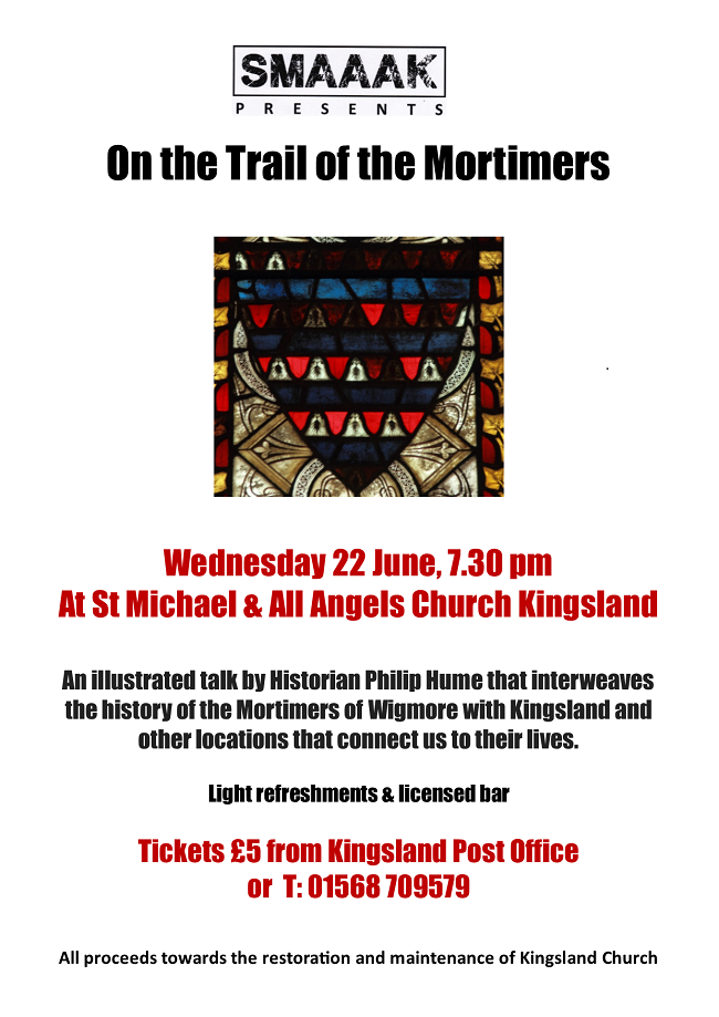 Trail of the Mortimers June 16