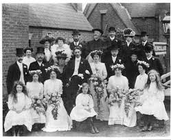 What an unusual photograph for Kingsland Station. Who was getting married ? The Station Master? John Leworthy – the Station Master at Kingsland in the early 1900′s ? © John Powis