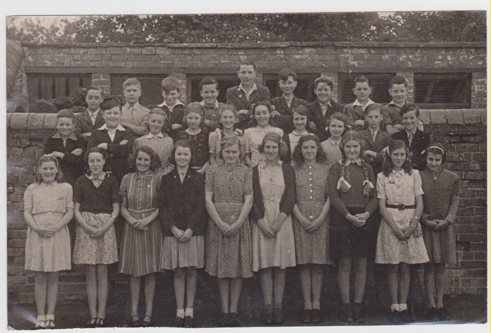 Memories from the Past Kenyon Jones school photo