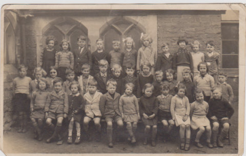 Memories of the past Kingsland School photo 3 KJ