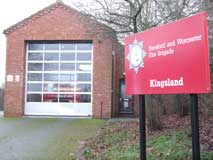 Other services fire station