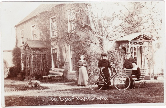 The Elms, Kingsland