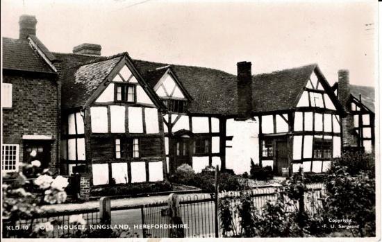 22 Longford; postmarked 1952