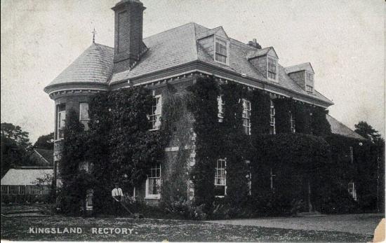 33 Kingsland Rectory