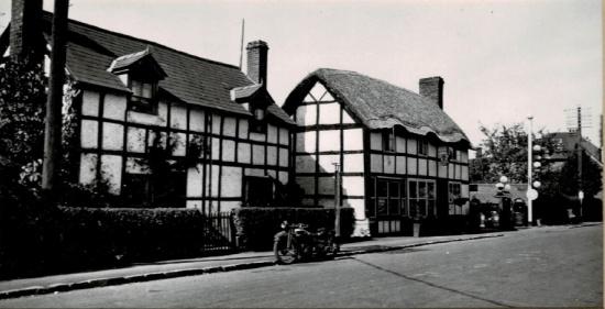 Greycoat and Markham's Garage ; courtesy of the Markham family