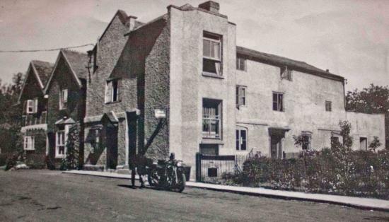 Brick House 1933 © Robert Knowles