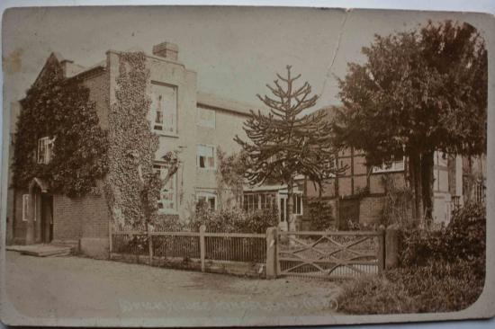 Brick House 1877 © Robert Knowles