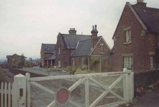 Kingsland Railway Station; courtesy of Malcolm Sampson